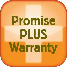 Promise Plus Warranty