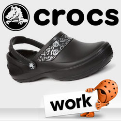 New Crocs and SlipGrips Rock the Non-Slip Category e35b04383
