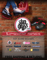 Non-Slip Shoes Catalog
