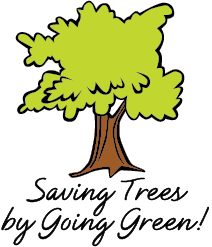 Saving Trees by going green