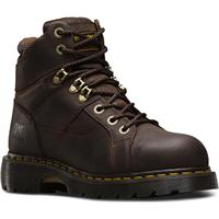 Dr. Martens Ironbridge Unisex Steel Toe Lace-to-Toe Work Boot