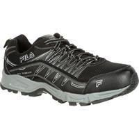 Fila At Peak Steel Toe Work Athletic Shoe