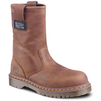 Dr. Martens Steel Toe Wellington Work Boot