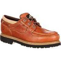 Lehigh Safety Shoes Legend Steel Toe Boat Shoe