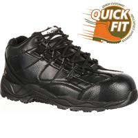 Lehigh Safety Shoes Unisex Composite Toe Hiker