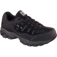 SKECHERS Work Relaxed Fit Crankton Steel Toe Work Athletic Shoe