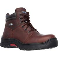 SKECHERS Work Relaxed Fit Burgin Composite Toe Puncture-Resistant Work Boot