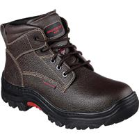 SKECHERS Steel Toe Puncture-Resistance Work Boot