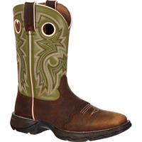 Lady Rebel by Durango Women's Saddle - Lace Western Boot