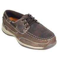 Rockport Women's Steel Toe Boat Shoe